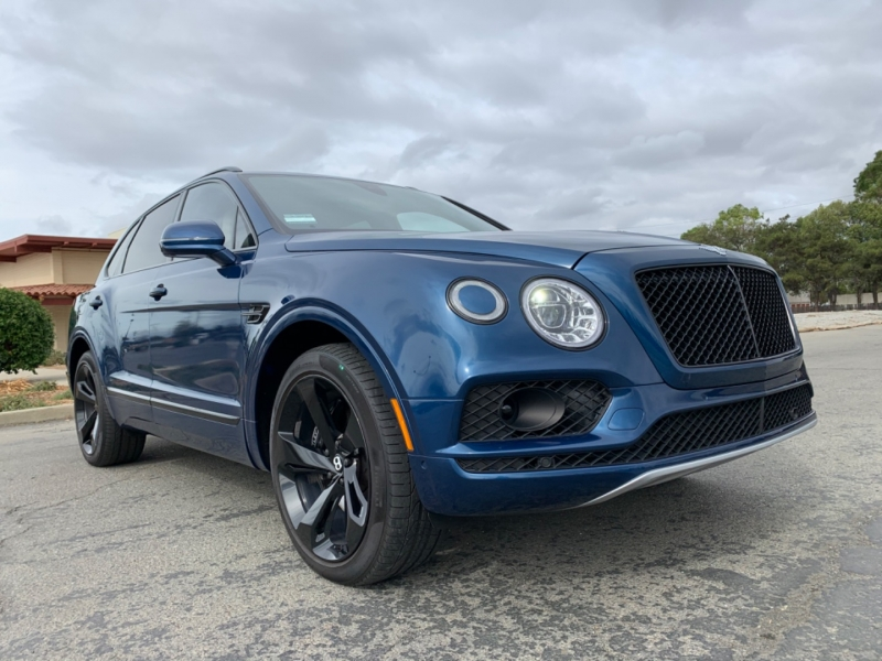Bentley Bentayga 2019 price $162,900