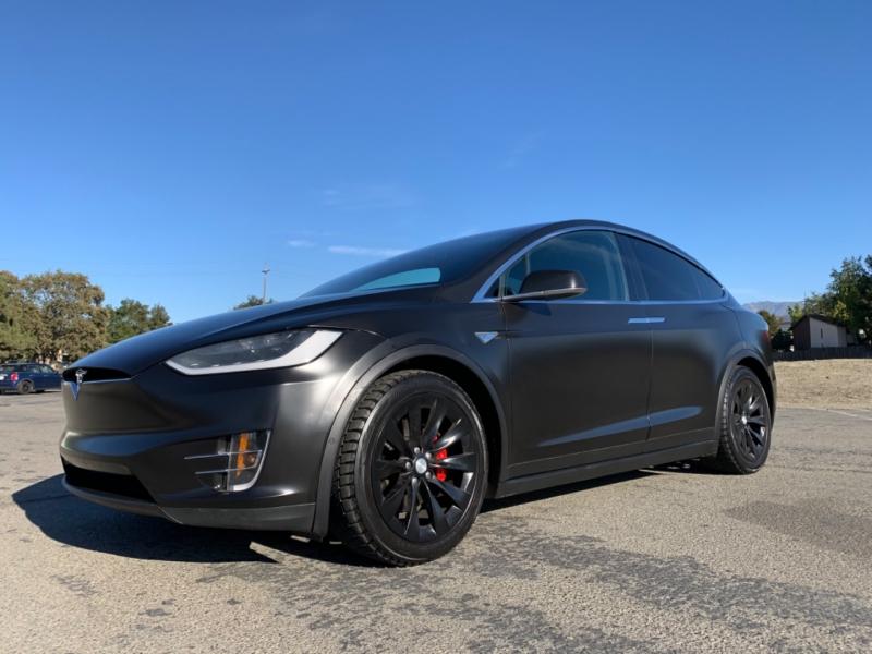 Tesla Model X 2016 price $64,900