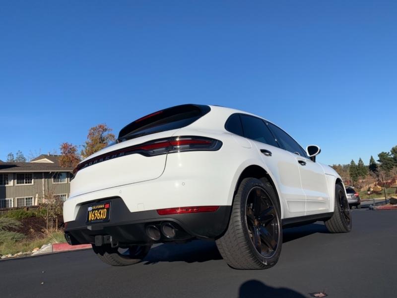 Porsche Macan S AWD 2020 price $68,900