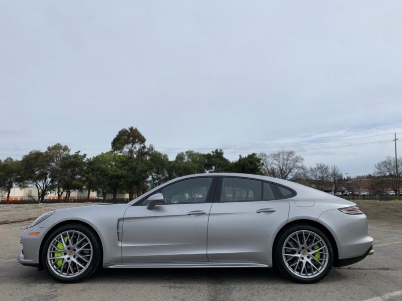 Porsche Panamera 2018 price $139,900