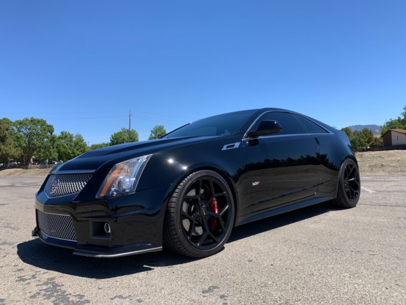 Cadillac CTS-V Coupe 2011 price $39,900
