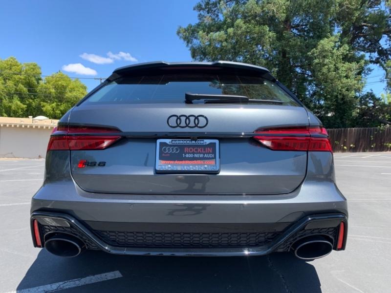 Audi RS 6 Avant 2021 price $144,900