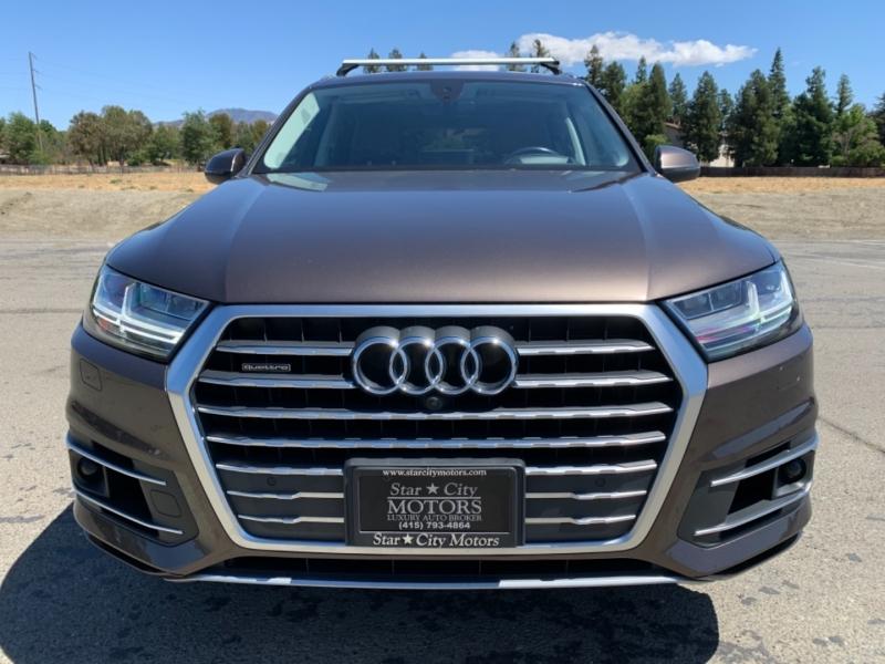 Audi Q7 2017 price $42,900