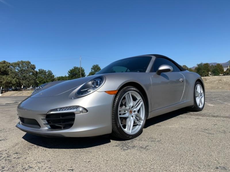 Porsche 911 2012 price $64,900