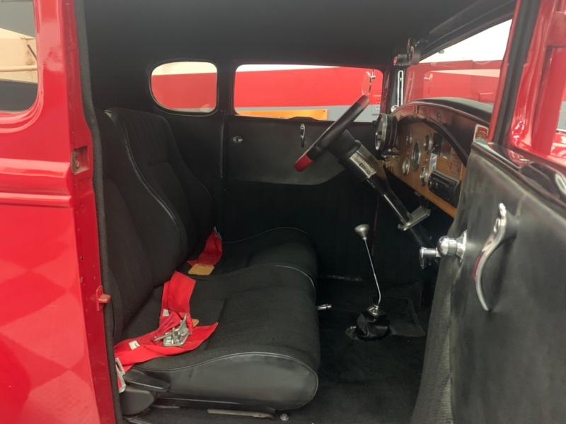 Ford 5-Window Hot Rod Coupe 1931 price $39,900