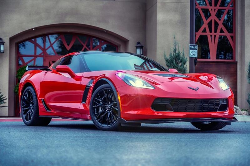 Chevrolet Corvette 2015 price $77,900