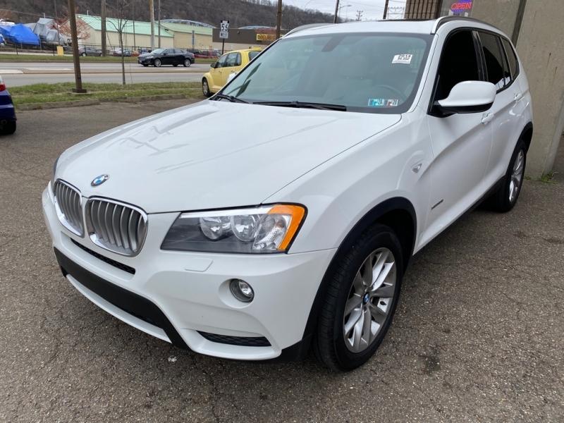 BMW X3 2014 price $13,995