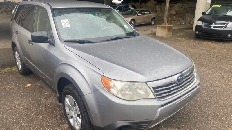 SUBARU FORESTER 2010 price $5,995