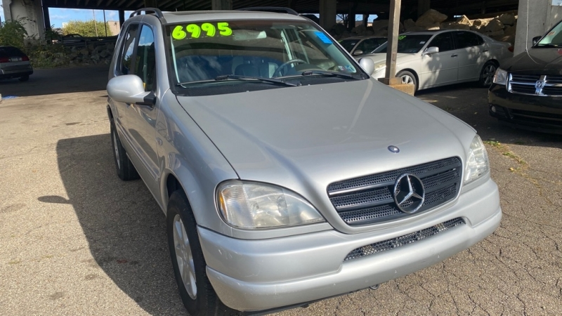 MERCEDES-BENZ ML 2001 price $5,995