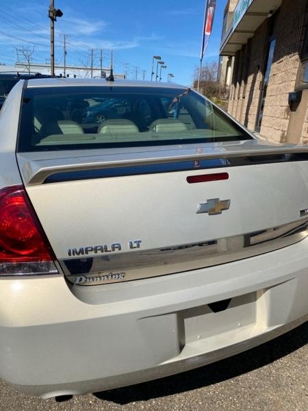 CHEVROLET IMPALA 2008 price $5,800