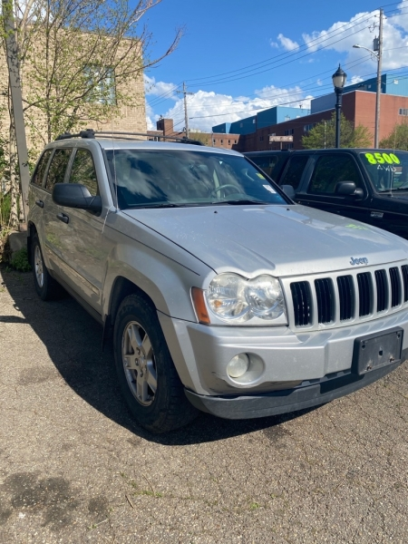 JEEP GRAND CHEROKEE 2005 price $4,900