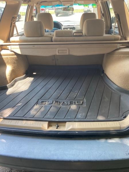 SUBARU FORESTER 2003 price $3,500
