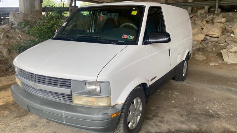 CHEVROLET ASTRO 1997 price $3,900