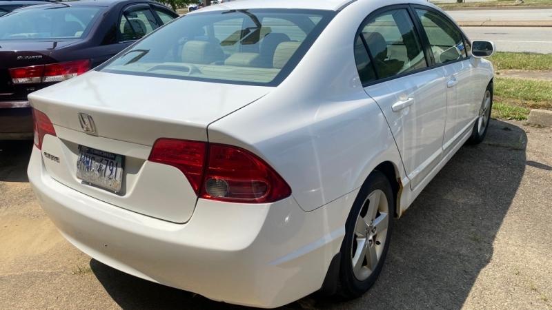 HONDA CIVIC 2008 price $4,300