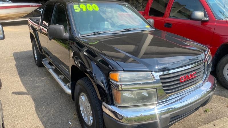 GMC CANYON 2005 price $6,400
