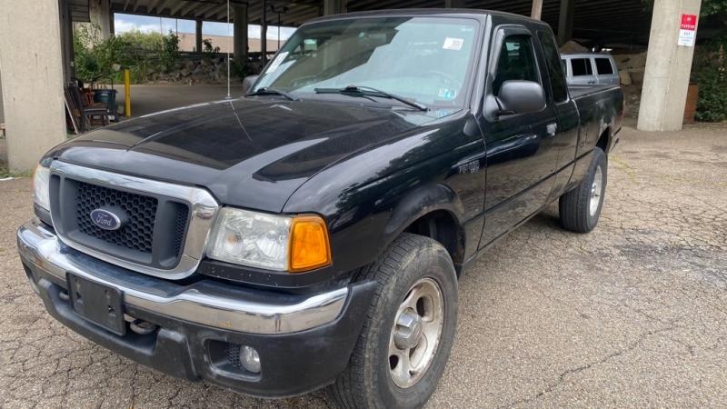 FORD RANGER 2004 price $4,800