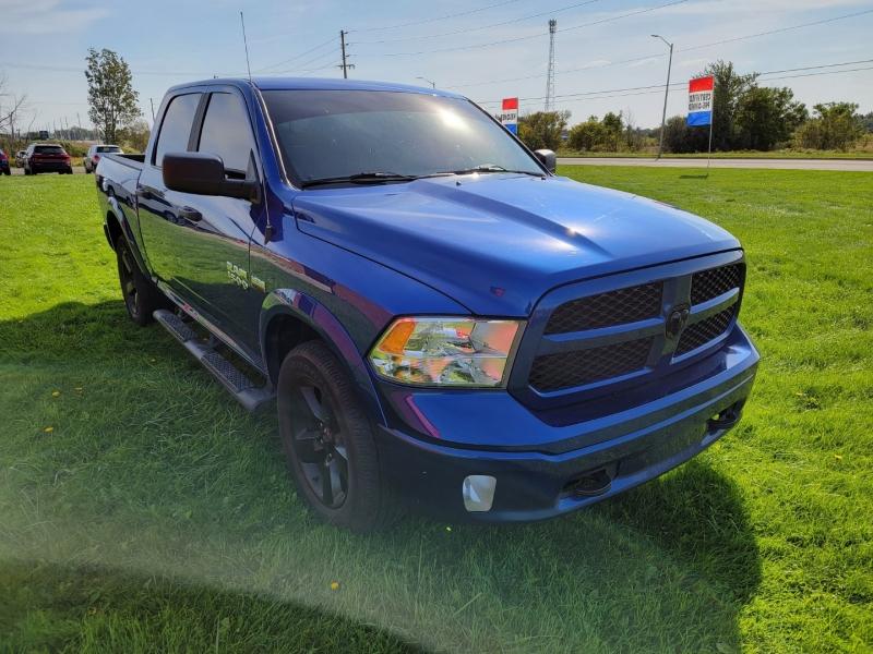 RAM 1500 2018 price $24,995