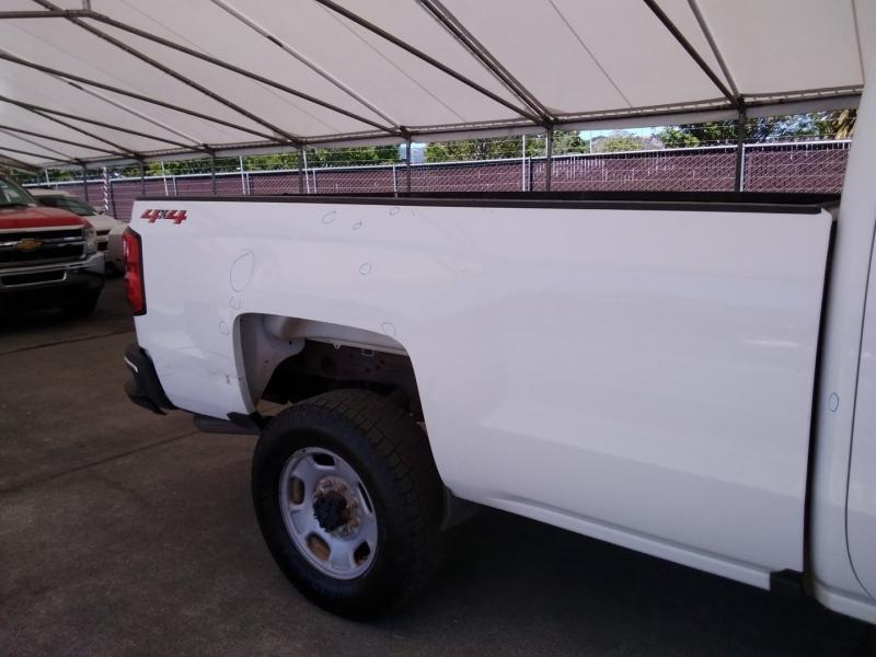 CHEVROLET SILVERADO 2019 price $33,875