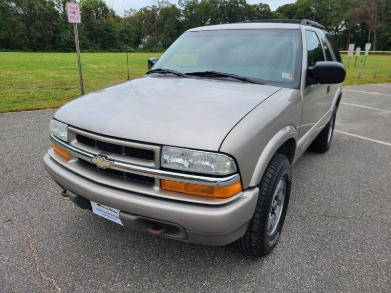 CHEVROLET BLAZER 2004 price $4,800