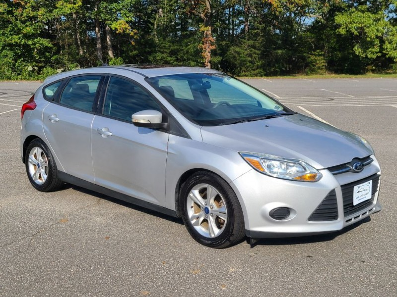 FORD FOCUS 2014 price $5,700