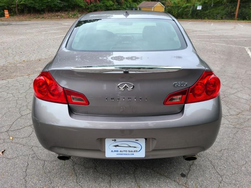 INFINITI G35 2008 price $9,800