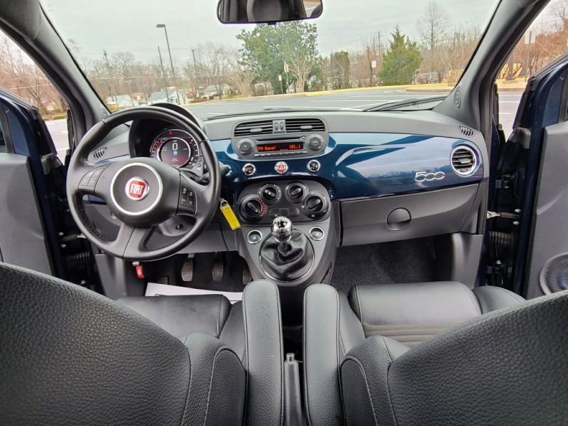 FIAT 500 2015 price $6,800