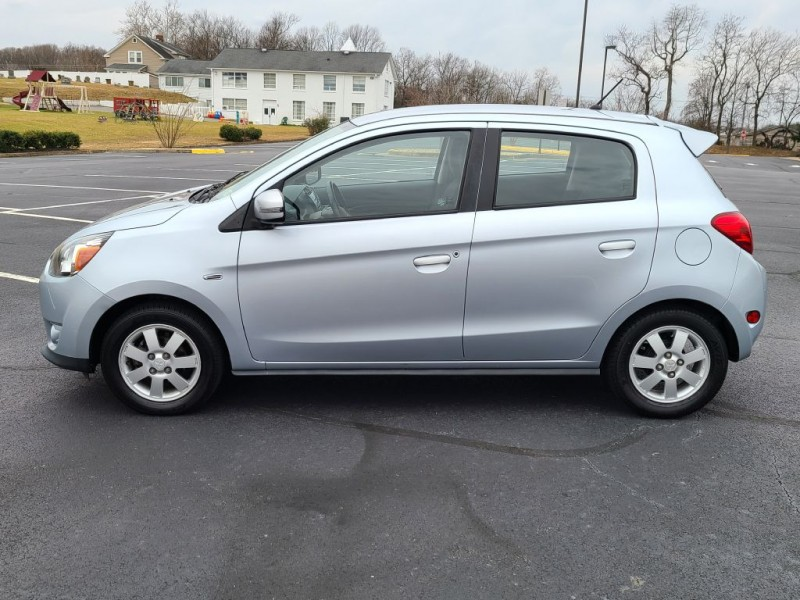 MITSUBISHI MIRAGE 2015 price $6,100