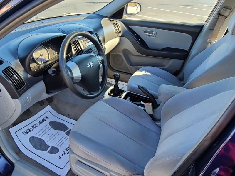 HYUNDAI ELANTRA 2007 price $4,500