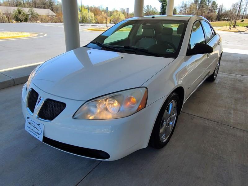 PONTIAC G6 2006 price $5,200
