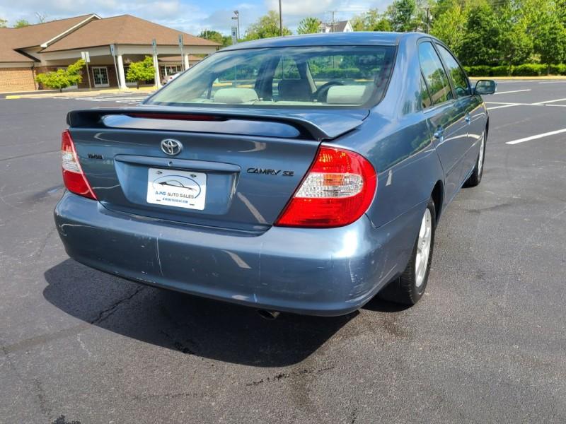 TOYOTA CAMRY 2004 price $5,200