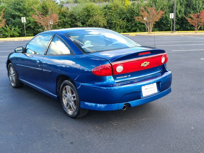 CHEVROLET CAVALIER 2004 price $4,900