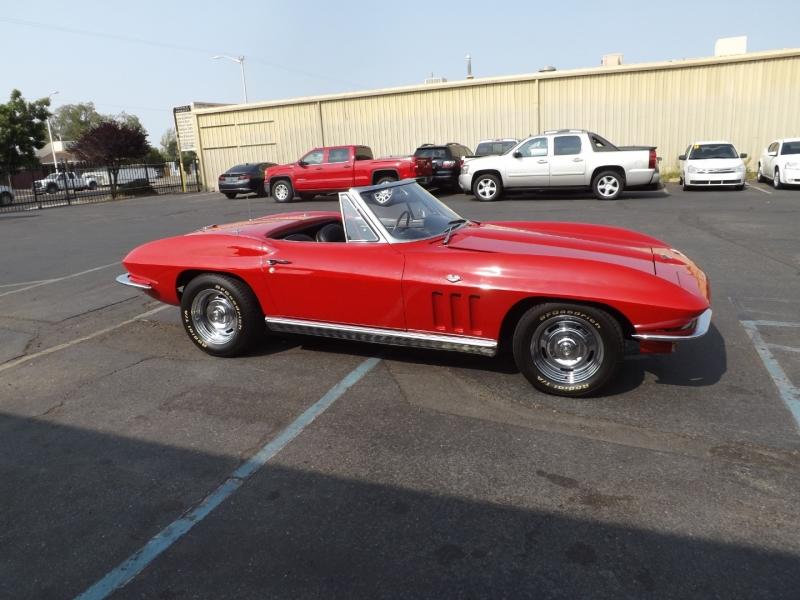Chevrolet Corvette 1966 price $79,995