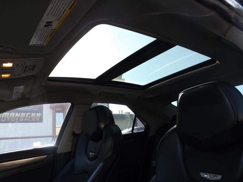 Cadillac CTS-V Sedan 2012 price $27,895