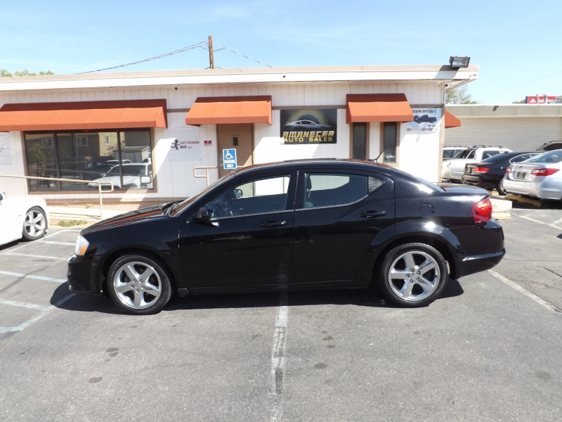Dodge Avenger 2013 price $6,995