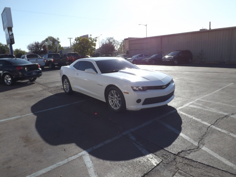Chevrolet Camaro 2015 price $15,750