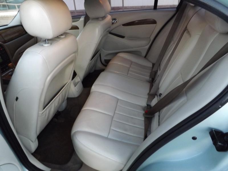 Jaguar S-TYPE 2003 price $4,995
