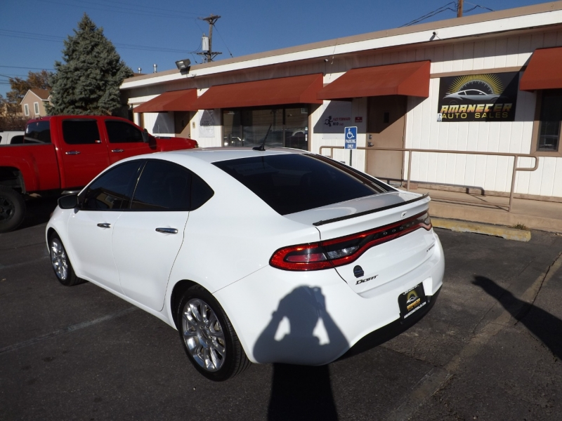 Dodge Dart 2015 price $10,495