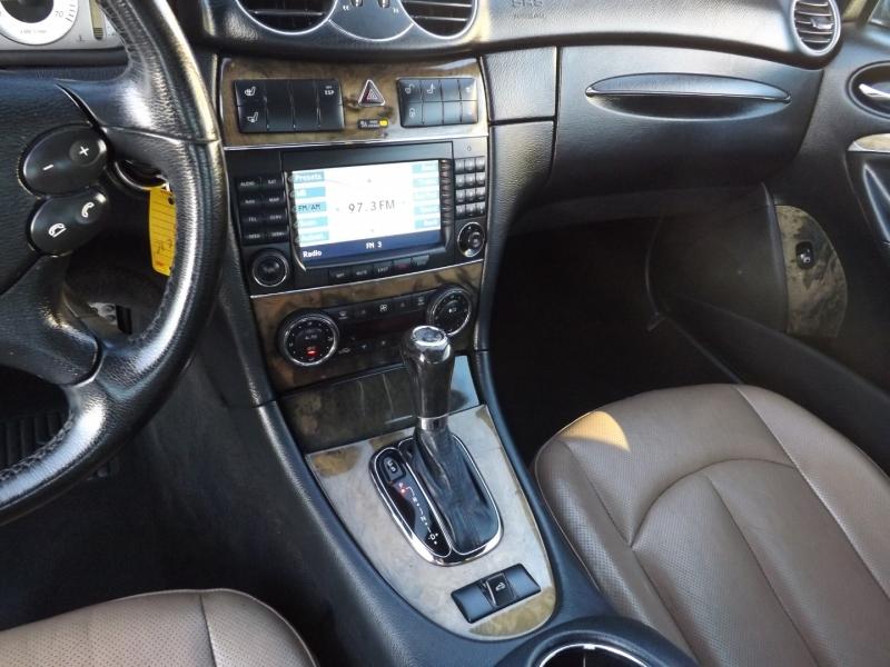 Mercedes-Benz CLK-Class 2007 price $9,495