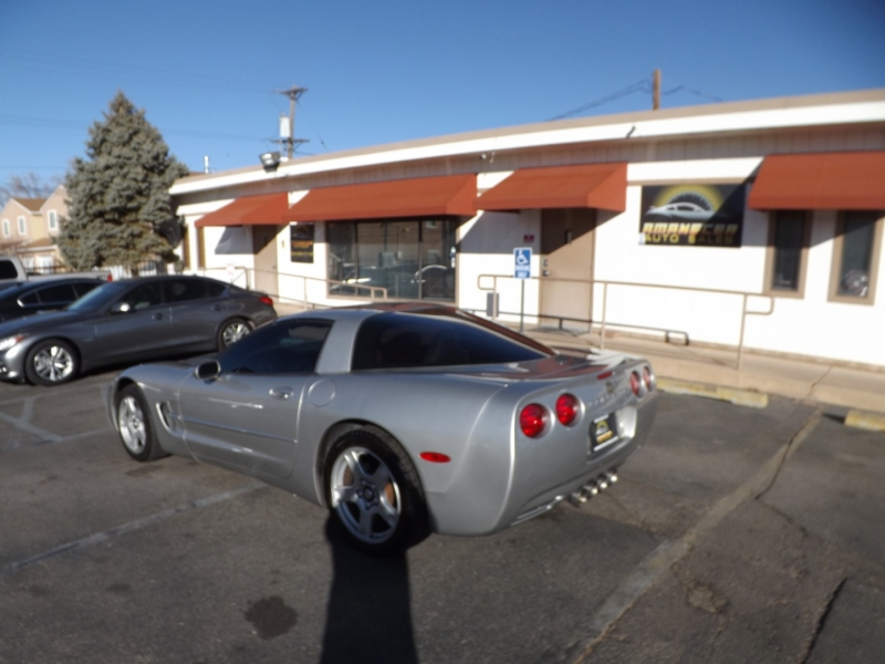 Chevrolet Corvette 2004 price $15,495