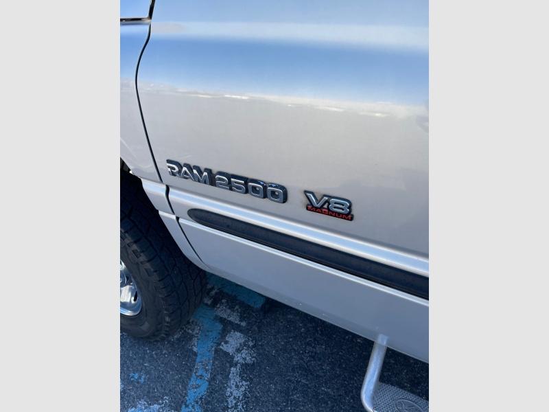 Dodge Ram 2500 1998 price $9,995