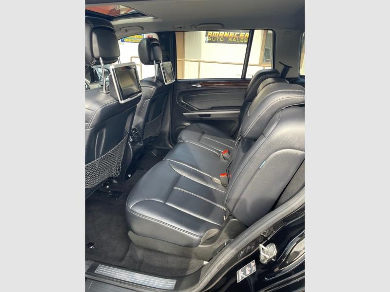 Mercedes-Benz GL-Class 2012 price $16,995