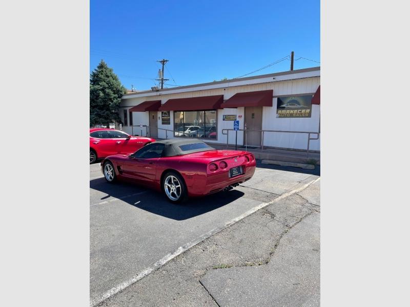 Chevrolet Corvette 2004 price $19,995
