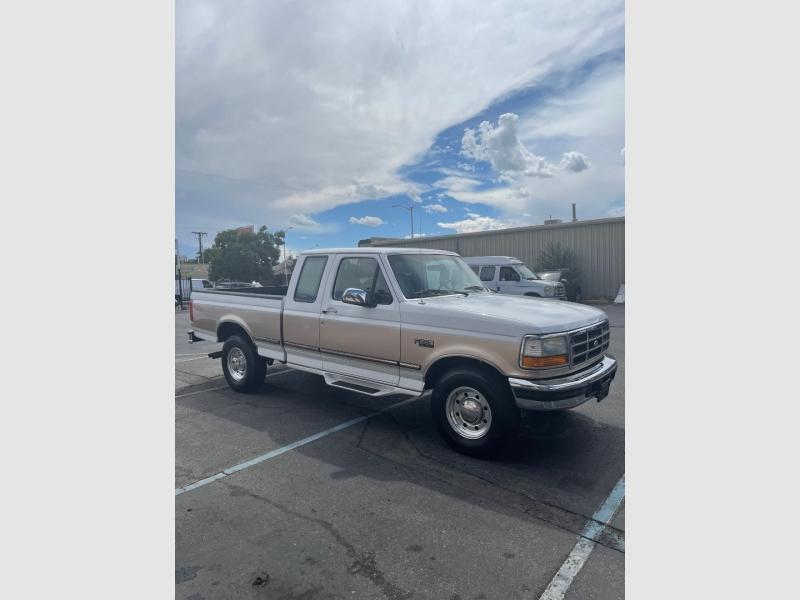 Ford F-250 HD 1997 price $11,995