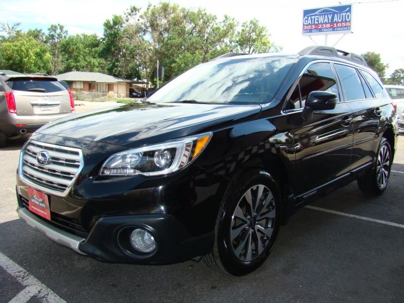 Subaru Outback 2017 price $24,459