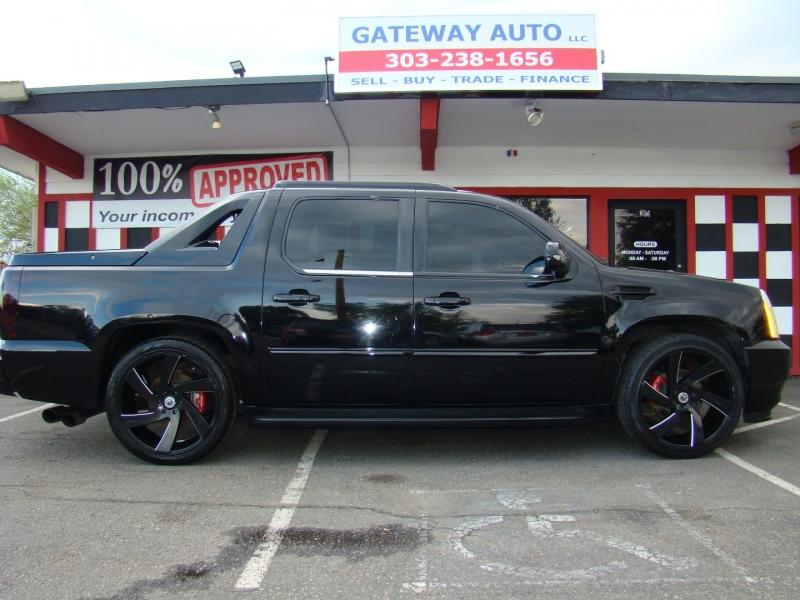 Cadillac Escalade EXT 2007 price $19,951