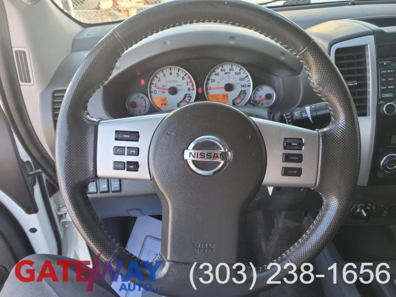 Nissan Frontier 2016 price $23,299