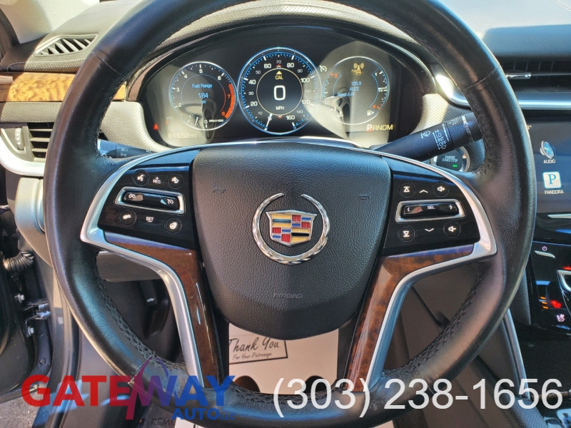 Cadillac XTS 2013 price $19,299