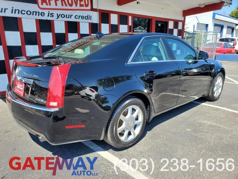 Cadillac CTS 2009 price $10,791
