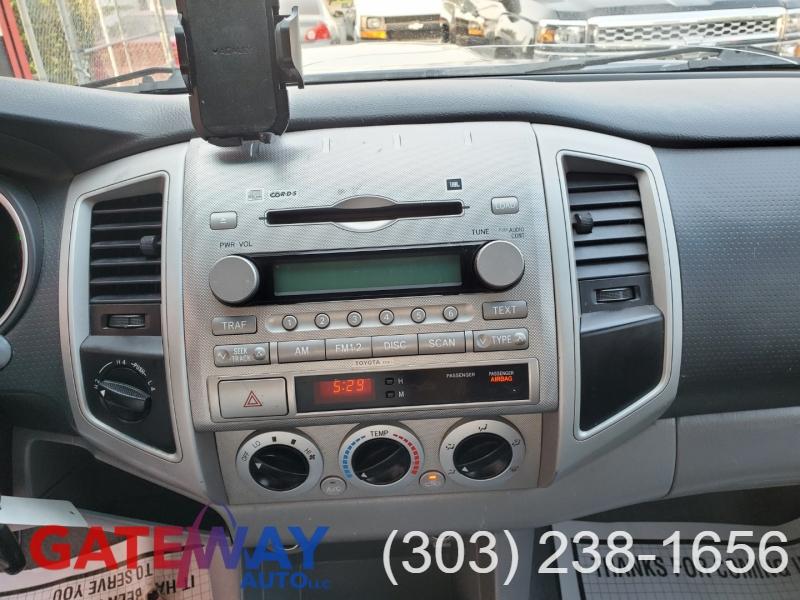 Toyota Tacoma 2007 price $17,599