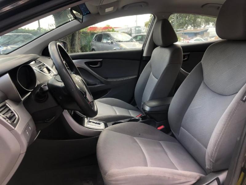 Hyundai ELANTRA 2011 price $6,600